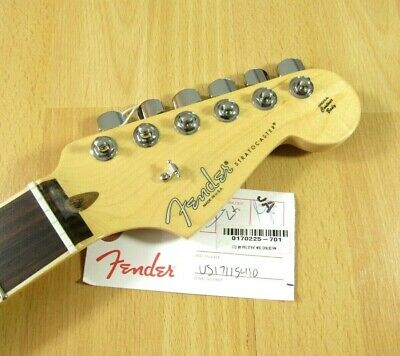 Fender American Professional Stratocaster Ltd Channel Bound Rosewood Strat Neck