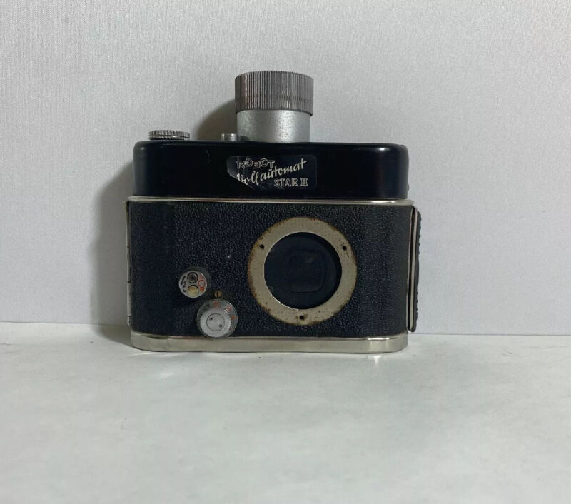 Vintage Rare Robot Vollautomat Star II   No Lens   Body Only   Germany   Works