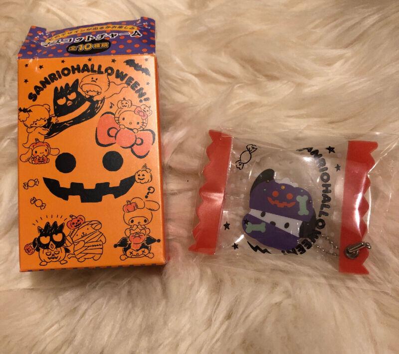 Sanrio Halloween Blind Box Keychain Pochacco Cute Kawaii Japan