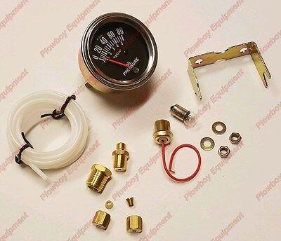 Oil Pressure Gauge For Farmall A B C H M Cub 100 130 140 200 230 240 340 Super