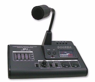 MFJ 299 Tischmike / Desktop Mikrofon AM / FM / SSB / LSB / CB Funk Amateurfunk
