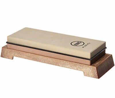 KING Japanese Whetstone combi 1000/6000 sharpening water stone KW65