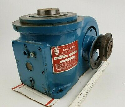 Ferguson Intermittor Rotary Table Index Drive Camco Milling Machinist 4 Position