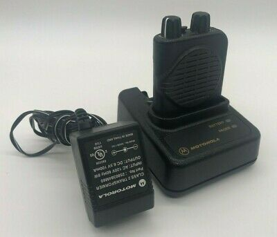 Motorola Minitor Iv 4 Vhf 2-channel Pager 151-159 Mhz