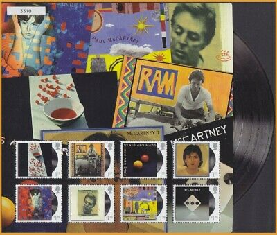 Sold Out!! 2021 Paul McCartney Albums Fan Sheet Limited Edition Of 5000