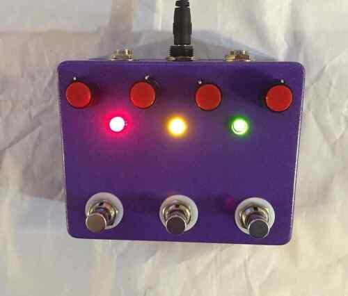 Prescription Electronics Experience Clone Purple Sparkle