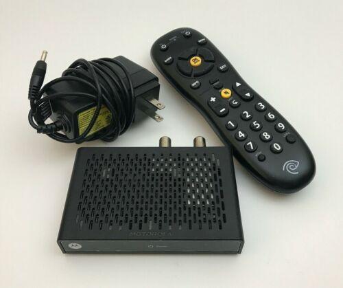 MOTOROLA HD-DTA100u/4301/000 with Remote