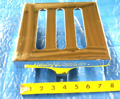 GENUINE HARLEY CHROME SPORT LUGGAGE RACK OEM # 56467-88A  SPORTSTER SOFTAIL DYNA Chrome Sport Luggage Rack