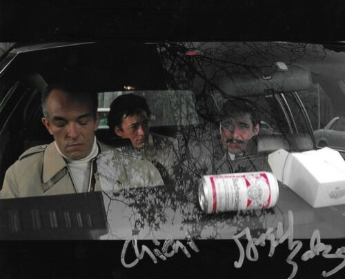 * ANGEL SALAZAR * signed 8x10 photo * SCARFACE * CHI-CHI * PROOF * 19