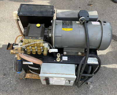 Easiwash Ez52000 Commercial Pressure Washer System 1ph 240v Used