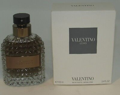 Used, Valentino Uomo Cologne by Valentino 3.4 oz EDT Spray for Men NEW in White Box. for sale  USA