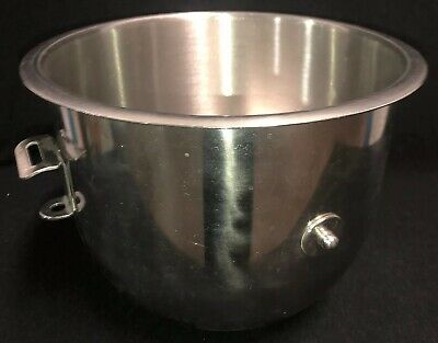 Genuine Hobart A200 20 Qt Stainless Steel Mixer Bowl