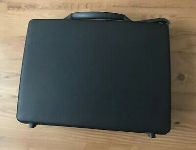 1999 Retro Vintage Samsonite Hard Shell Briefcase