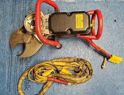 Hurst Jaws Of Life Curtiss Wright Power Hawk Rescue Tool Cutter