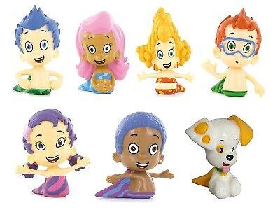 Comansi Bubble Guppies Molly Gil Goby Puppy Molly Deema Noony Spielfiguren