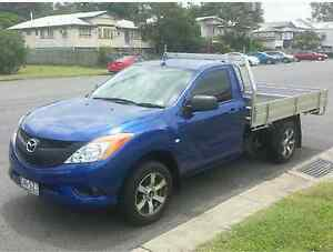 Mazda BT50 4x2 ute 2012 manual Inverness Yeppoon Area Preview