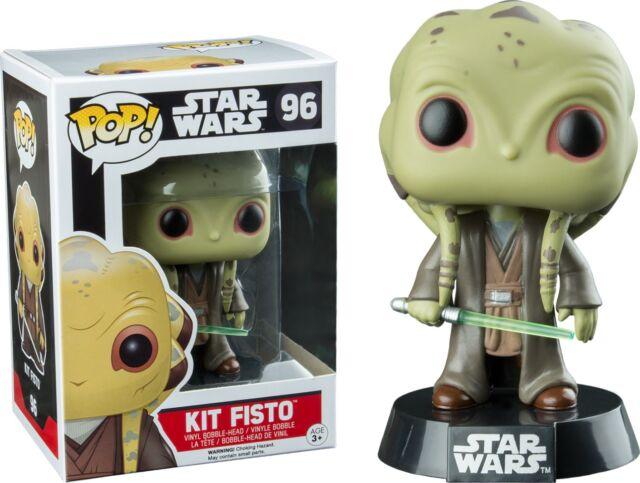 Kit Fisto Star Wars Pop! Vinyl Figure #96 Episode VII 7 Exclusive (No Sticker)