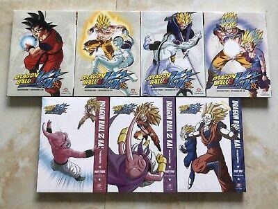 Dragon Ball Z Kai:The Complete Season 1-7 Episodes 1~ 167 (DVD, 2018, 28-Disc )