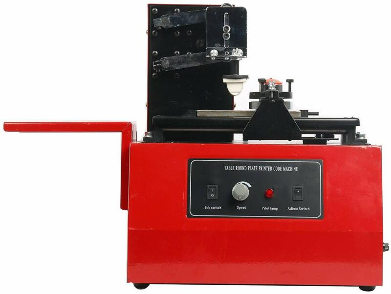 New Pad Printer Electric 110V Desktop Printing Machine 10~60/Min brand new/