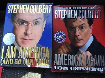 I Am America (And So Can You!) And America Again by Stephen Colbert ()