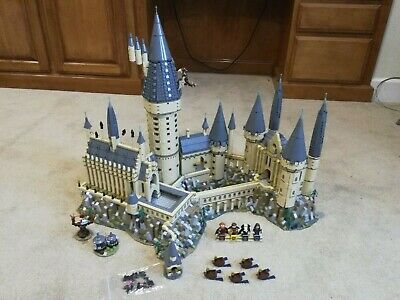 Lego Harry Potter Hogwarts Castle 71043 Great Condition