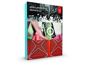 NEW Adobe Photoshop Elements 12 BUNDLE!! SketchBook + Anime Studio + NIK PRO 8