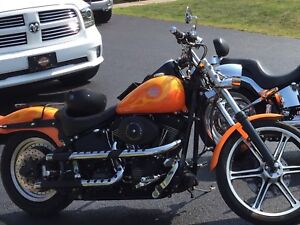 Reduced - 2001 Harley Davidson Night Train Softail