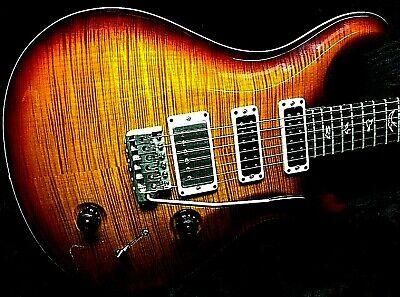 PRS STUDIO*PAUL REED SMITH ELECTRIC GUITAR*10-TOP*EXCELLENT*GREAT GUITAR FOR YOU 10 Top Electric Guitar