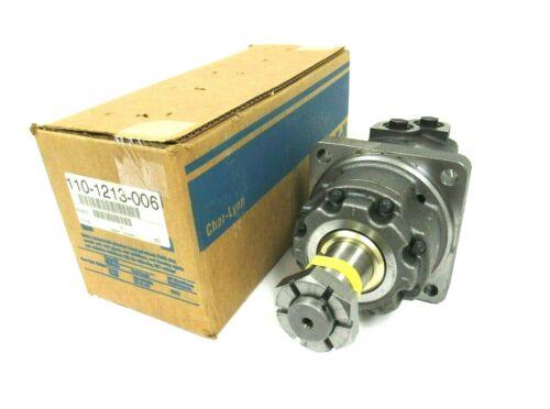 NEW EATON 110-1213-006 HYDRAULIC MOTOR 1101213006