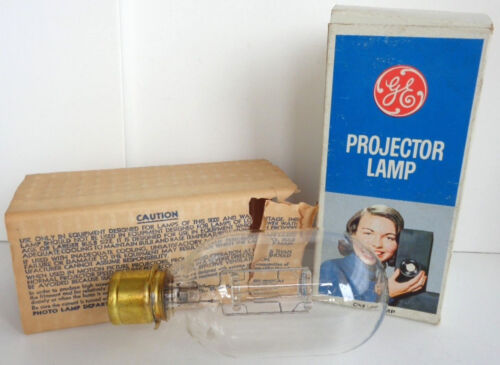 GE Projector Lamp DRL 15-120V 300W NOS