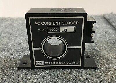 Aac American Aerospace Controls 1005-30 Ac Current Sensor