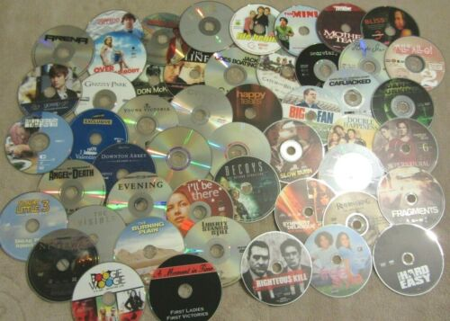 LOT OF 100 DVD  (Read Description)