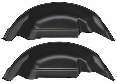 2015-2018 Ford F-150 Husky Liners Black Rear Wheel Well Guards Part# 79121