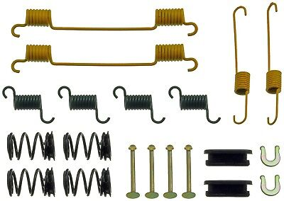 Drum Brake Hardware Kit Rear Dorman HW7278