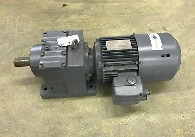 Sew-usocome R67 Dt90s4bmghris Electric Gear Motor And Reducer 1.1kw 277480