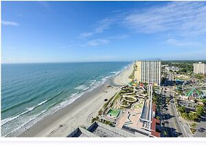 Beautiful Myrtle Beach - 4 Days/3 Nights for only $99