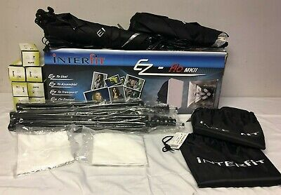 Interfit INT151 EZ-Flo Professional 2 Lighting -