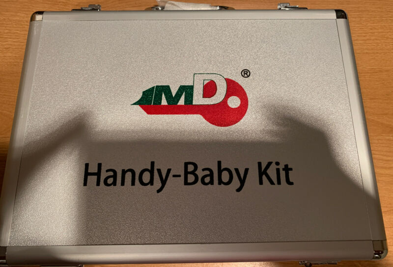 Handy Baby 2  (Locksmith Equipment)