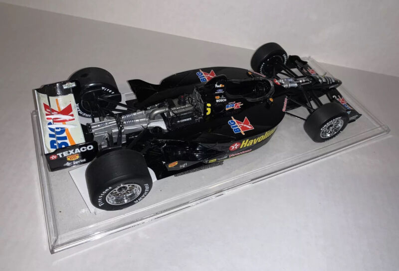Michael Andretti Action 1:18 Scale Champ Car Big K Cart Racing 1999~1 Of 5000