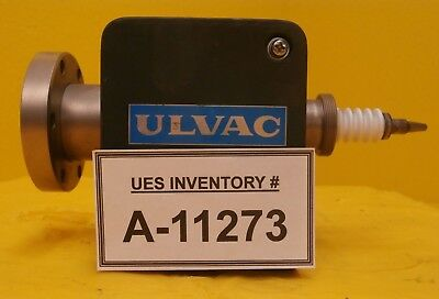 Ulvac Pst-05a Standard Diode Ion Pump Ulvion Used Working