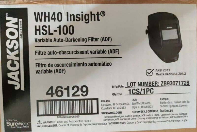 Jackson WH40 Insight HSL-100