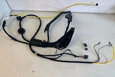 MERCEDES SLK R170 Boot Lid Tailgate Wiring Loom Harness