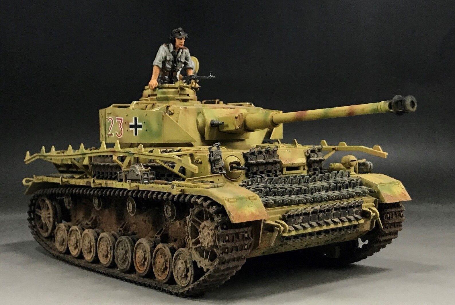 Tamiya 35181 1//35 German Panzer IV Ausf.J Tank Model Kit No.723 Normandy 1944
