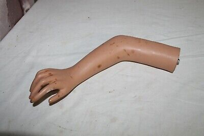 Vintage Mannequin Childs Right Arm And Hand