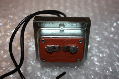 NEW NuTone 101-NA 16 Volt 10 Watt TRANSFORMER - 120 Volts 50-60 HZ AC