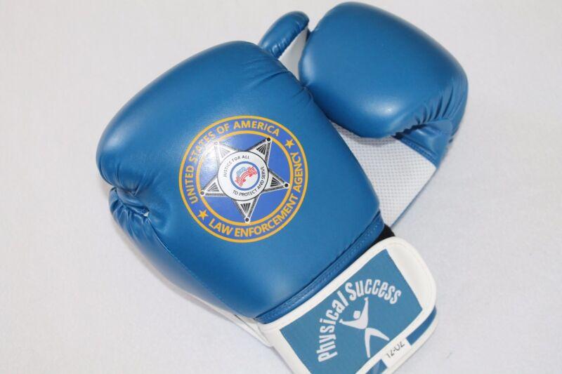 Police, Law Enforcement, Boxing Gloves. 12oz size.