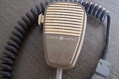 Ge Power Call Or Master Radio Siren Mic