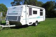 2003 MILLARD POPTOP DOMETIC ROOF AIR CONDITIONG Nowra Nowra-Bomaderry Preview