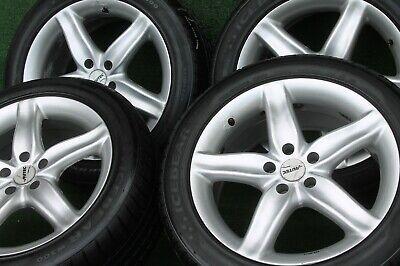 VW Phaeton 3D Mercedes S-Klasse 221 8,5Jx18 Winterräder 235/50 R18 101V ca.6mm
