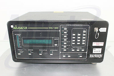 Burleigh Wa-1000 Multi Wavelength Meter Nir Near Infrared Range Wavemeter